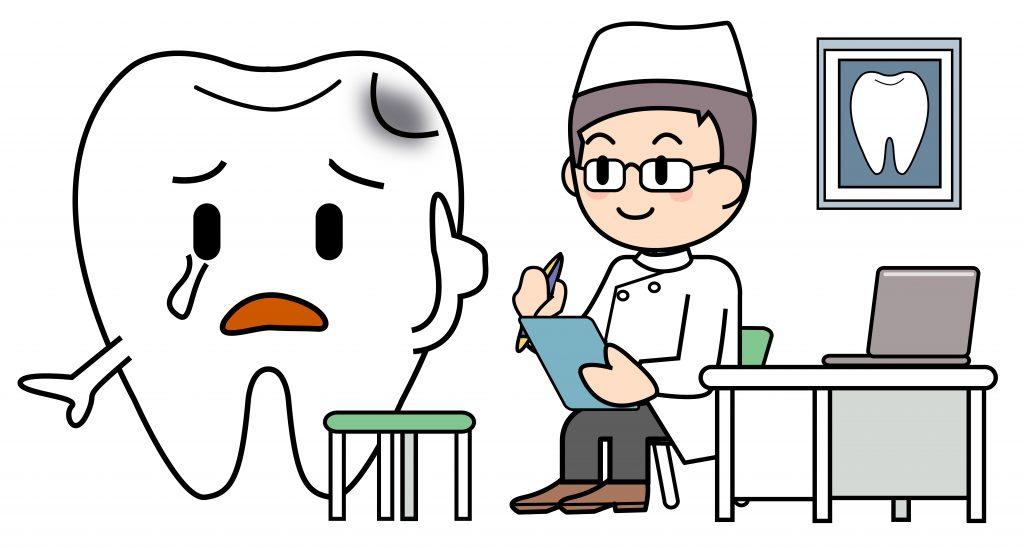 虫歯 C2 治療