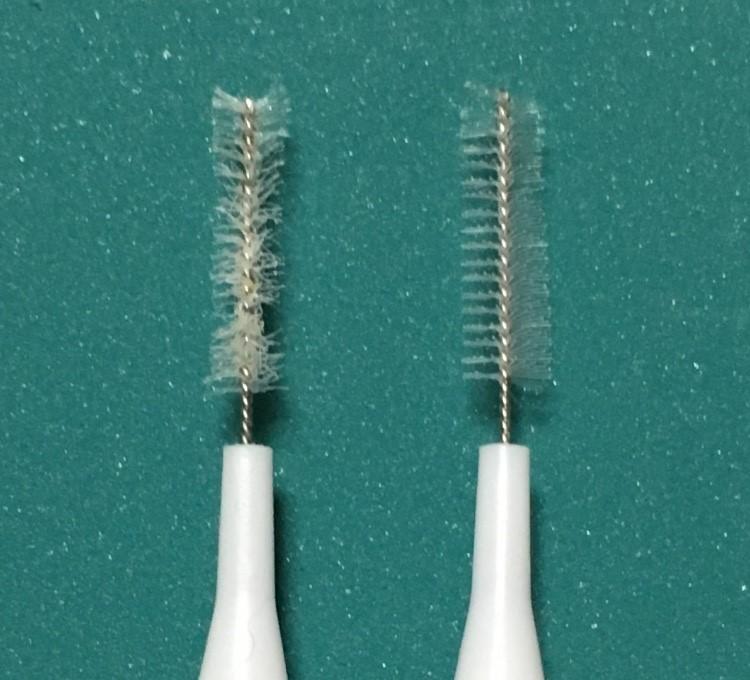 歯間ブラシ 交換時期